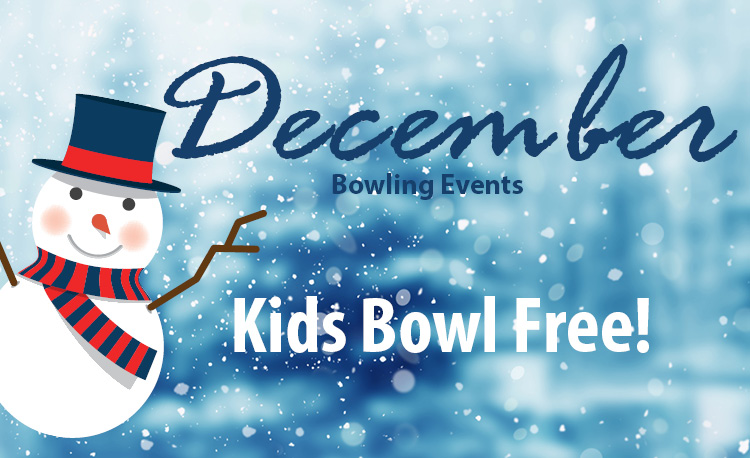 December Bowling Events